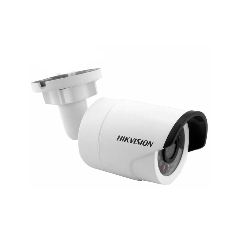 Câmera Hikvision Turbo HD 1MP, 20m, 6mm - DS-2CE16C2T-IR6  - Ziko Shop