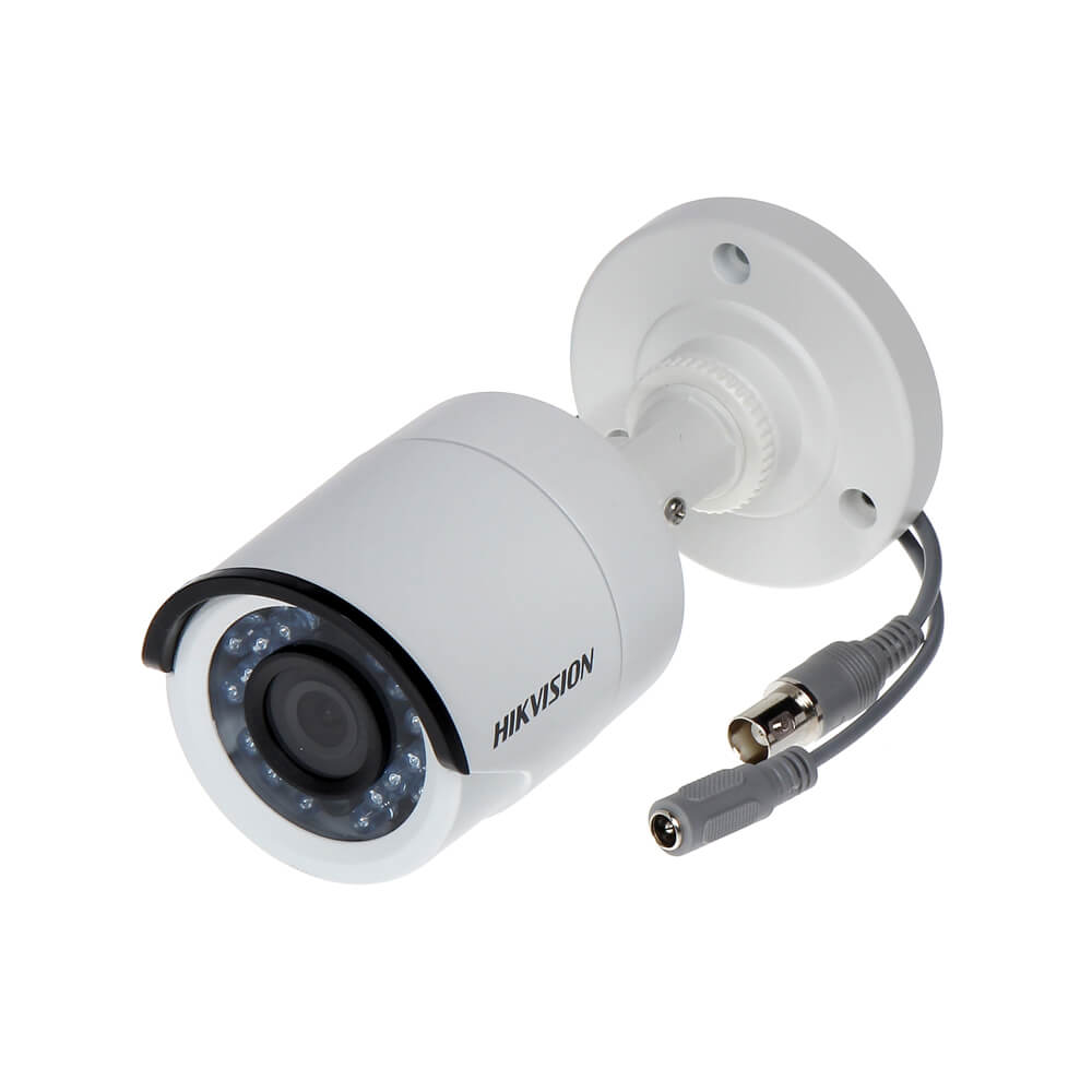 Câmera Hikvision Turbo HD 1MP, 20m, 2.8mm - DS-2CE16C2T-IR  - Ziko Shop