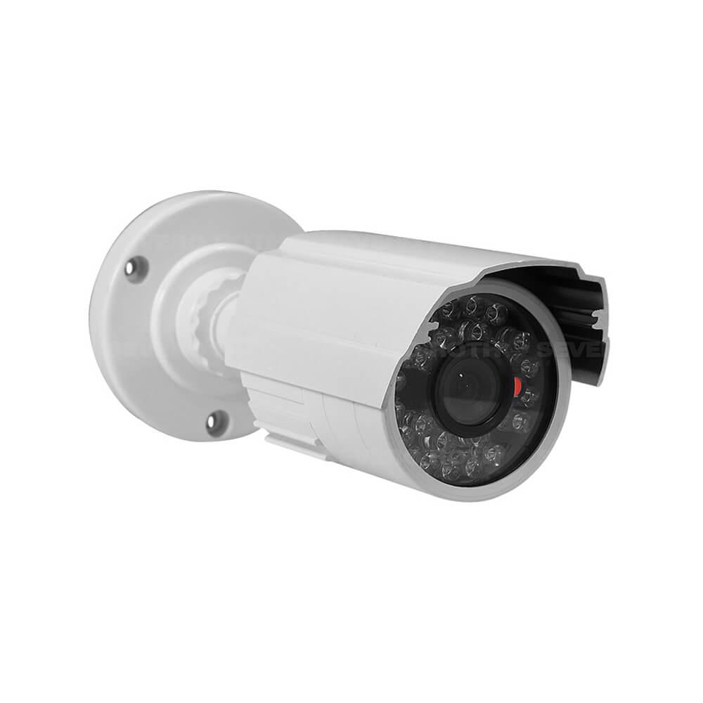 Câmera Infravermelho 1200 Linhas, 25 metros, 3.6 mm, IP66, IR Cut FC-502IR  - Ziko Shop