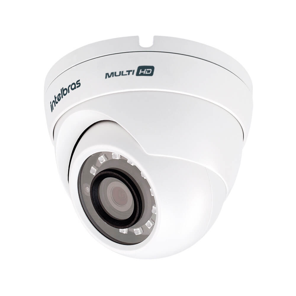 Câmera Intelbras Full HD VHD 3220 D G4 Multi HD IR 20m 1080p  - Ziko Shop