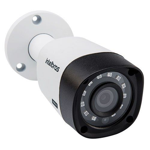 Câmera Intelbras HD VHD 3130 B G4 Multi HD 720p IR 30m 3.6mm  - Ziko Shop