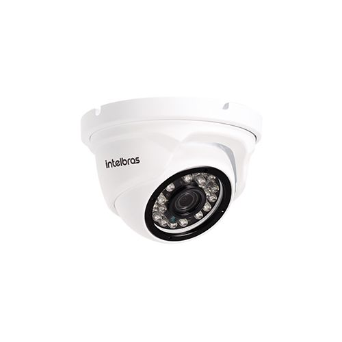 Câmera Intelbras IP HD VIP 1120 D G2 720p   - Ziko Shop