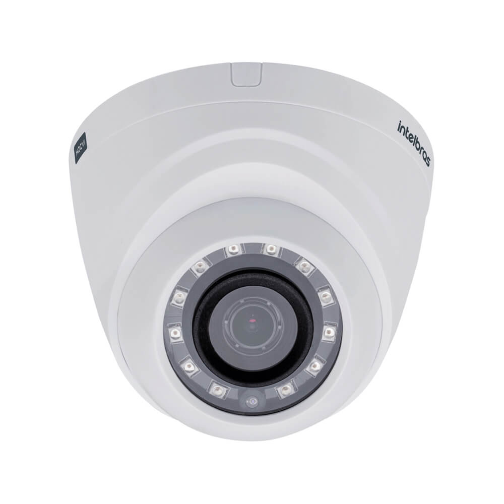 Câmera Intelbras Multi HD VHD 1120 D G4, Dome, HD 720p, 20m, 2.8mm  - Ziko Shop