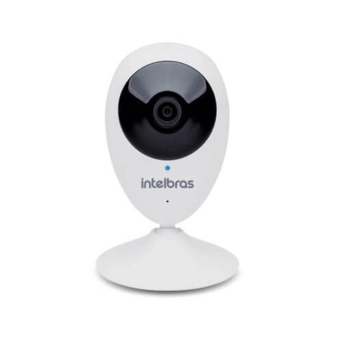Câmera Intelbras WiFi HD iC3 HD 720P, IR 5m, 2.8mm  - Ziko Shop