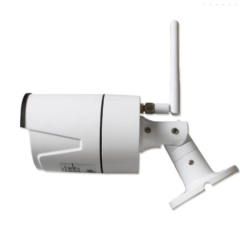 Câmera IP FS IP61W Fullsec HD 720p 1.0 Megapixels Externa IP Onvif  - Ziko Shop