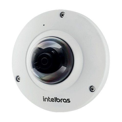 Câmera IP Fisheye Intelbras 5MP VIP 5500 F  - Ziko Shop