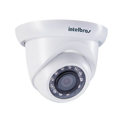 Câmera IP Intelbras VIP S4320 G2 Dome Full HD 3MP, 2.8mm, Onvif  - Ziko Shop