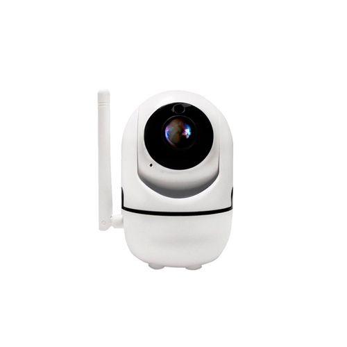 Câmera Wifi Robô Inteligente IP Full HD 1080p com Áudio, Infravermelho, 355º (Instale você mesmo)  - Ziko Shop