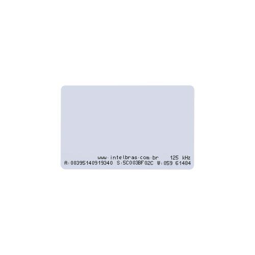Cartão de proximidade RFID 125 kHz TH 2000 Intelbras  - Ziko Shop
