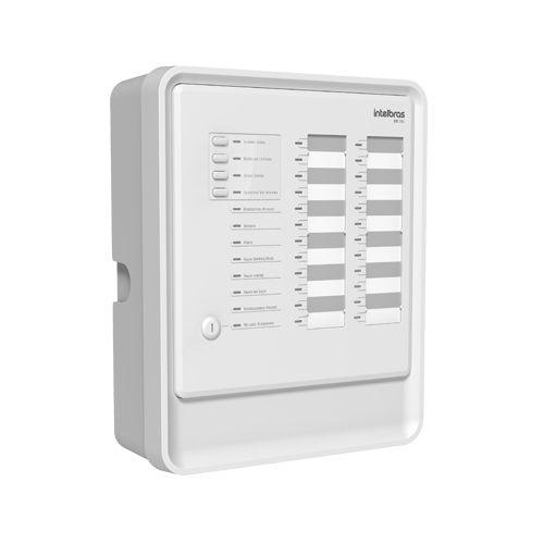 Central de Alarme de Incêndio Convencional Intelbras CIC 24L  - Ziko Shop