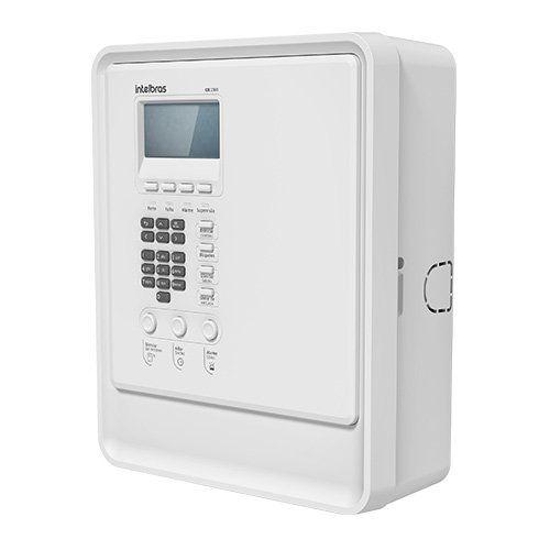 Central de alarme de incêndio endereçável CIE 2500 Intelbras  - Ziko Shop