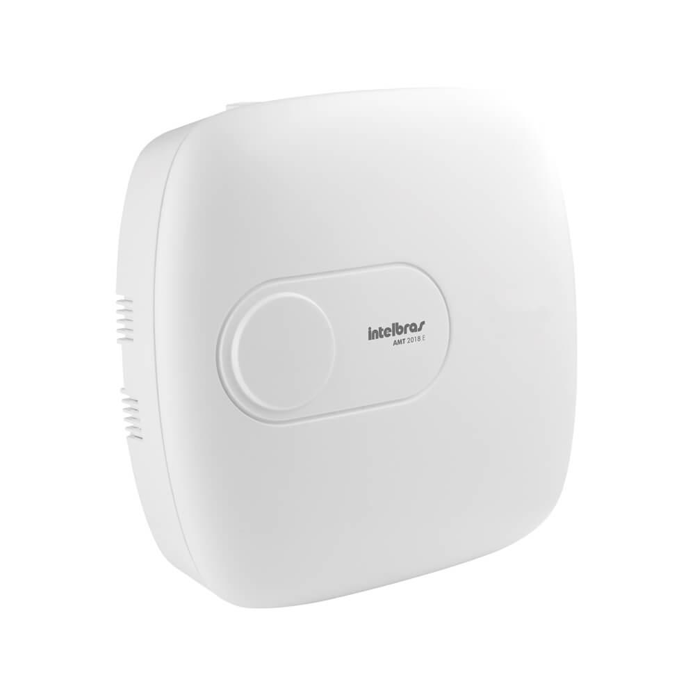 Central de Alarme Intelbras AMT 2018 E, Monitorada, 18 Zonas, Ethernet  - Ziko Shop