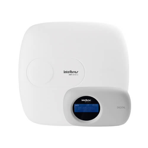 Central de Alarme Intelbras AMT 2018 EG, 18 zonas, Ethernet e GPRS  - Ziko Shop