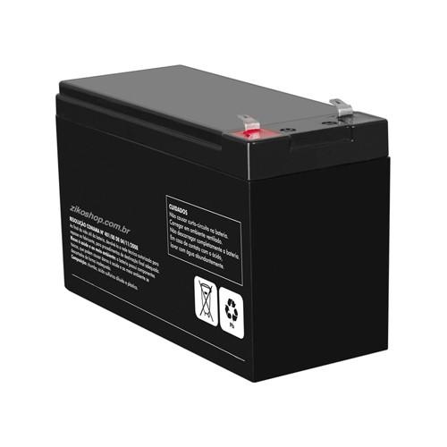 Central de Alarme Intelbras ANM 3008 ST + Bateria (8 Zonas Mista Com Discadora)  - Ziko Shop