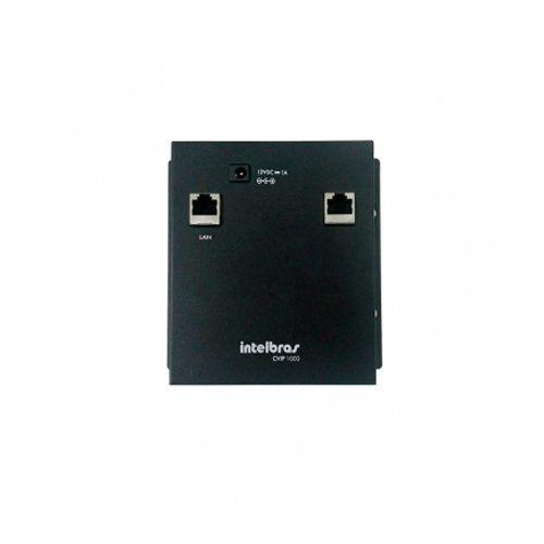 Centralizador de Vídeo IP CVIP 1000 Intelbras  - Ziko Shop