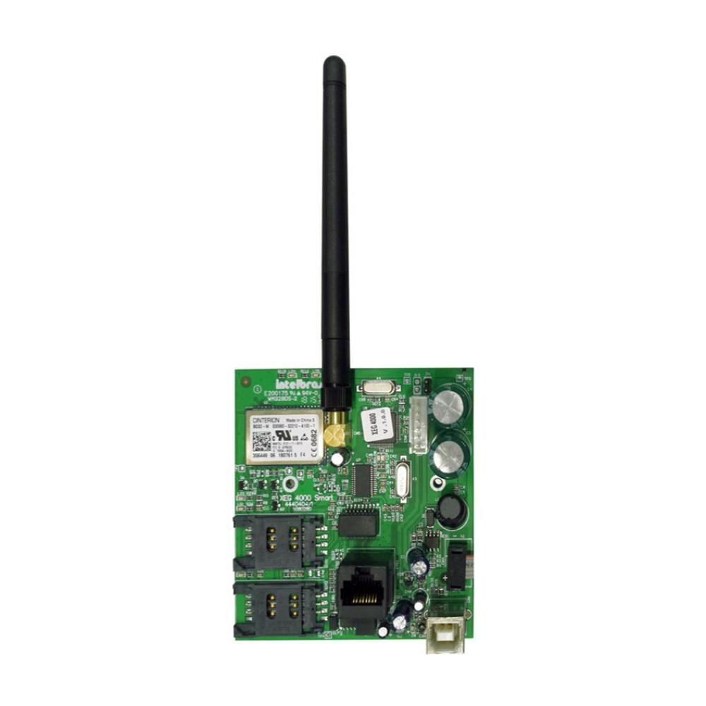 Comunicador Intelbras XEG 4000 SMART Duplo Cartão SIM, Ethernet e GPRS  - Ziko Shop