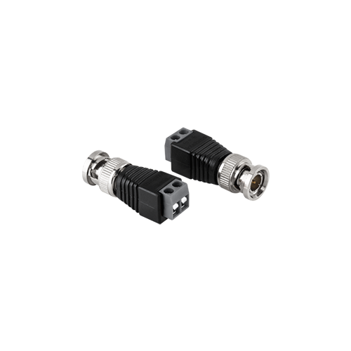 Conector BNC Borne Intelbras Conex 1000 para CFTV (10 unidades)  - Ziko Shop