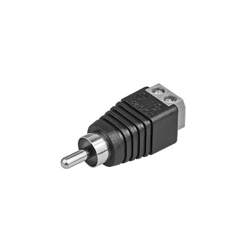 Conector Intelbras Conex 1000 RCA Borne para CFTV  - Ziko Shop