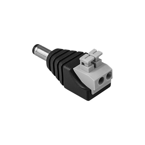 Conector Intelbras Conex 3000 P4 Macho Fast para CFTV  - Ziko Shop