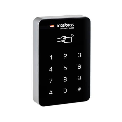 Controlador de Acesso Intelbras Digiprox SA 203 125 kHz  - Ziko Shop