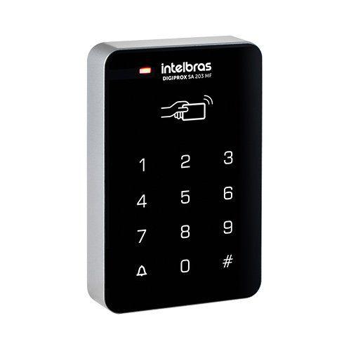 Controlador de Acesso Intelbras Digiprox SA 203 MF 13,56 MHz  - Ziko Shop