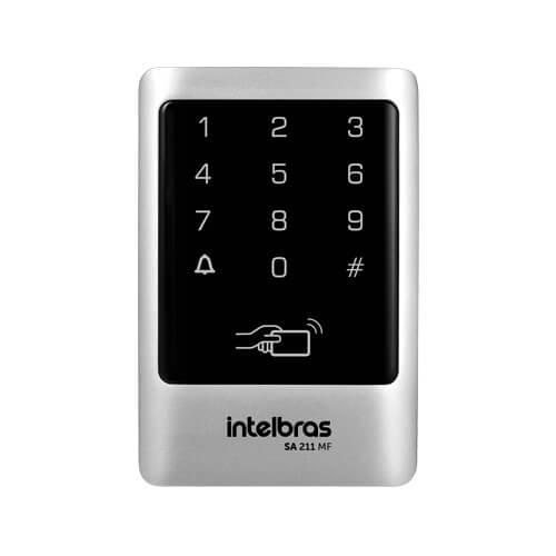 Controlador de Acesso Intelbras SA 211 MF 13,56 MHz  - Ziko Shop