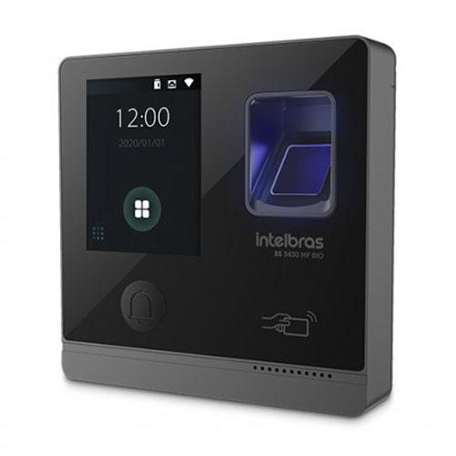 Controlador de acesso RFID 125 kHz Intelbras SS 3430 MF BIO  - Ziko Shop