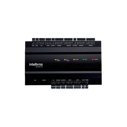 Controladora de acesso CT 500 2PB Intelbras  - Ziko Shop