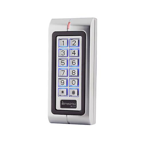 Controle de Acesso Intelbras SA 210E RFID 125KHZ ou Senha  - Ziko Shop
