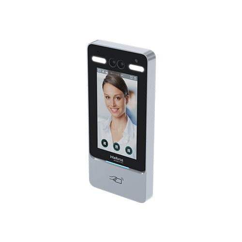 Controlador de Acesso com Reconhecimento Facial Intelbras SS 5530 MF FACE  - Ziko Shop