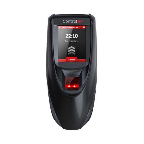 Controle de Acesso Control ID iDAccess Biométrico + RFID 13,56 MHz  - Ziko Shop