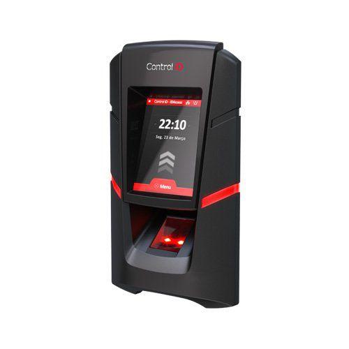 Controle de Acesso Control ID iDFit 4x2 Biometria + RFID 13,56 mHz  - Ziko Shop