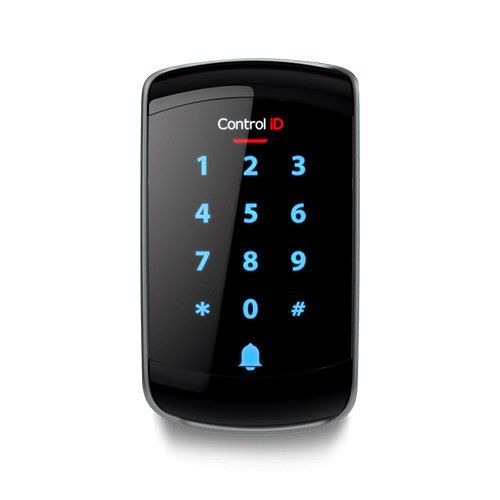 Controle de Acesso Control ID iDTouch RFID 13,56 mHz e Senha  - Ziko Shop
