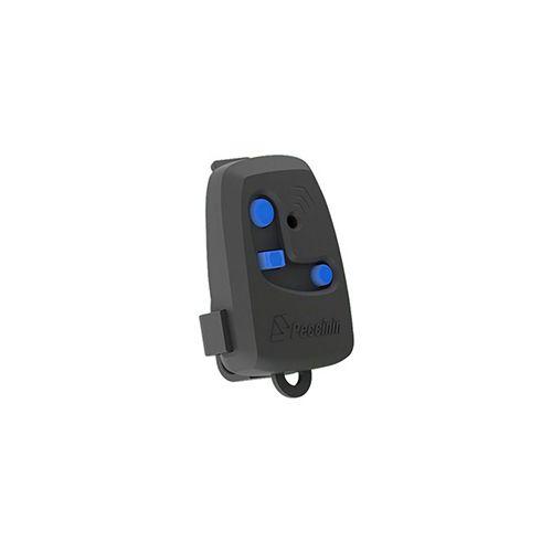 Controle Remoto Digital TX 3C Peccinin 433.92Mhz Preto  - Ziko Shop