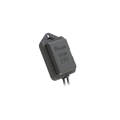 Controle Remoto Peccinin de Abertura de portão com farol ou buzina - TX Car EVO Rolling Code 433MHz  - Ziko Shop