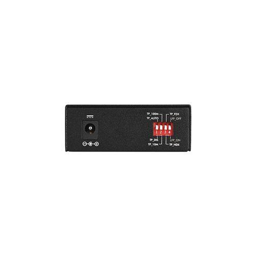 Conversor de Mídia Intelbras KFS 1120 Gigabit Ethernet 20km 100 Mbps  - Ziko Shop