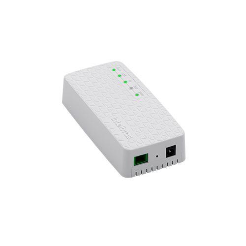 Conversor de Protocolos Intelbras 1 porta Óptica e Lan Epon - Onu 110  - Ziko Shop