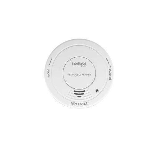 Detector de fumaça autônomo Intelbras DFA 620  - Ziko Shop