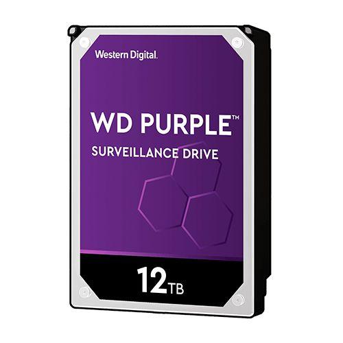 Disco Rígido HD 12TB SATA 7200 RPM Western Digital Purple  - Ziko Shop