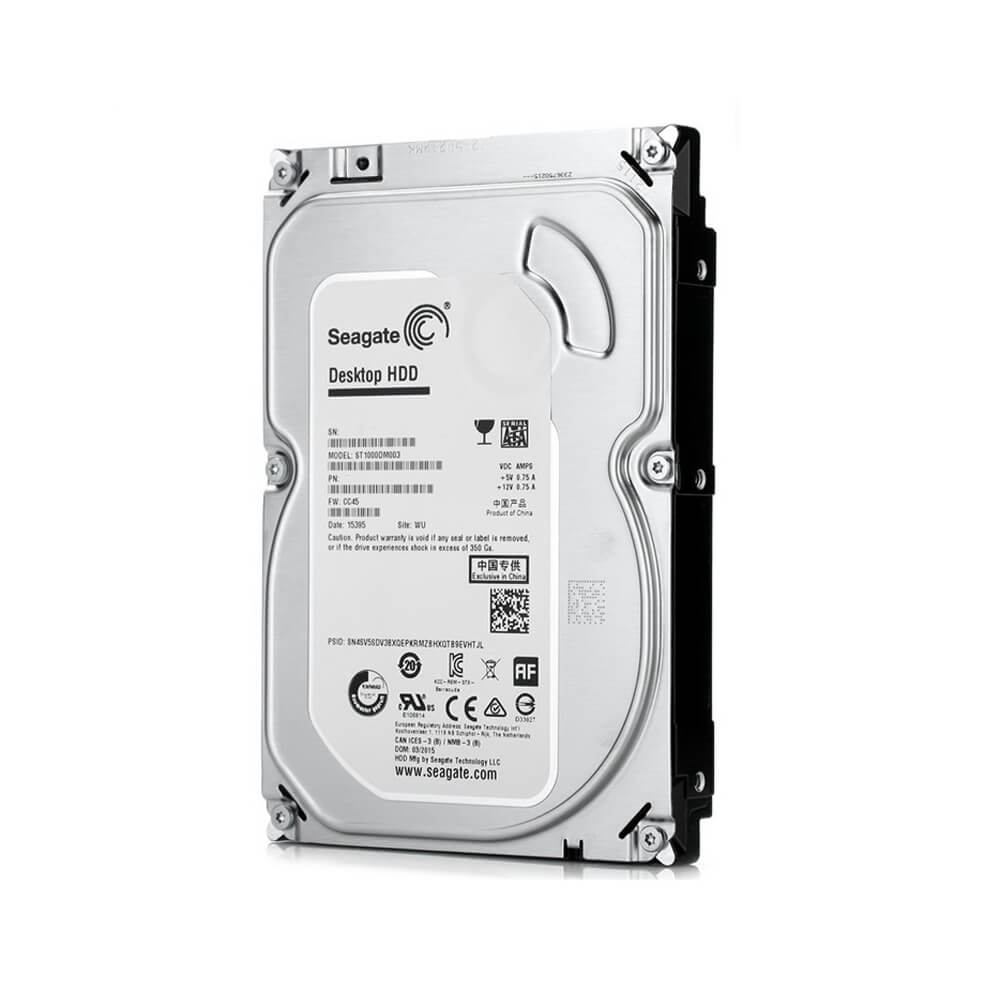 Disco Rígido (HD) 2TB SATA - Seagate - 7200 RPM  - Ziko Shop