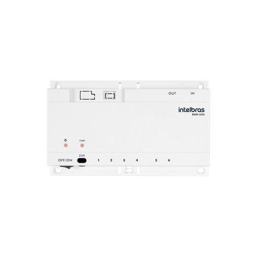 Distribuidor de Vídeo IP Intelbras DVIP 1000  - Ziko Shop