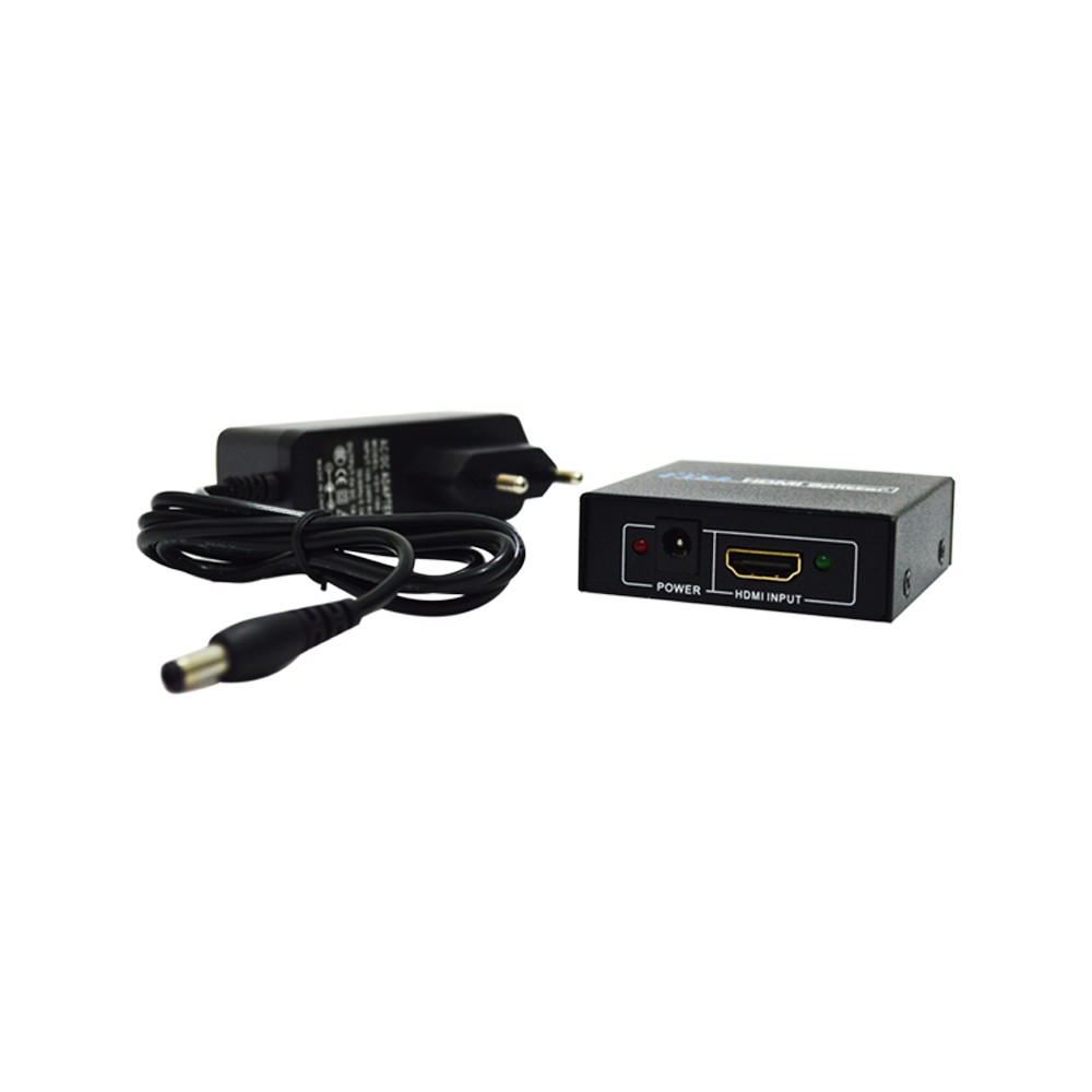 Divisor de Vídeo HDMI 2x1 Ativo Onix Security (Cod. 3438)  - Ziko Shop