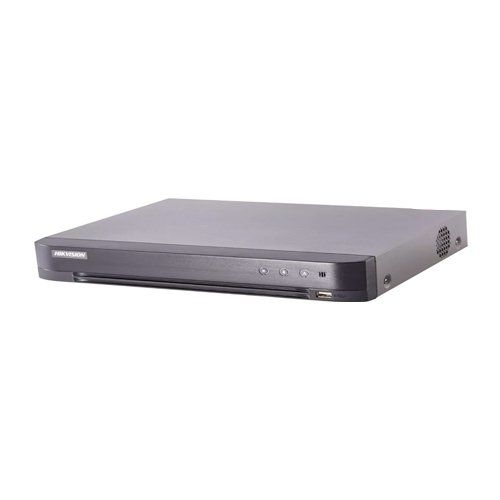 DVR Hikvision Full HD 04 Canais DS-7204HUHI-K1 5em1 5MP  - Ziko Shop