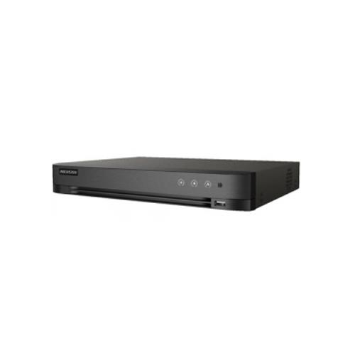 DVR Hikvision Full HD 1080p 4MP 8 Canais IDS-7208HQHI-M1/FA   - Ziko Shop