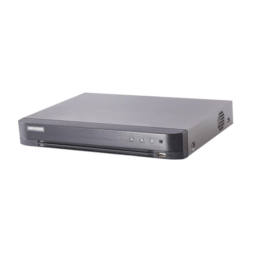 DVR Hikvision Full HD+ 24 Canais DS-7224HQHI-K2 4MP Lite Turbo HD  - Ziko Shop