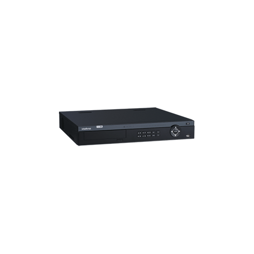 DVR Intelbras 16 Canais Ultra HD MHDX 7116 5MP Multi HD  - Ziko Shop
