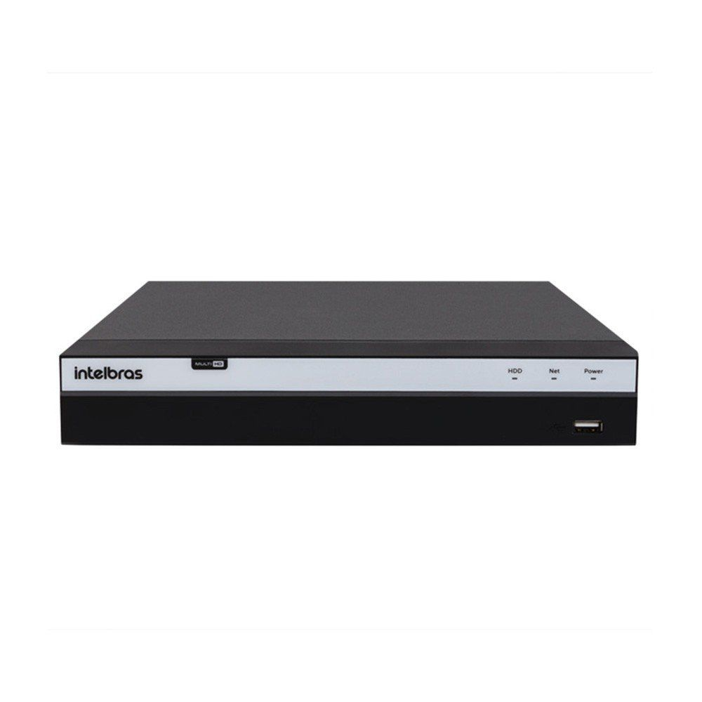 DVR Intelbras Full HD 4 canais MHDX 3104 Multi HD 4MP Lite  - Ziko Shop