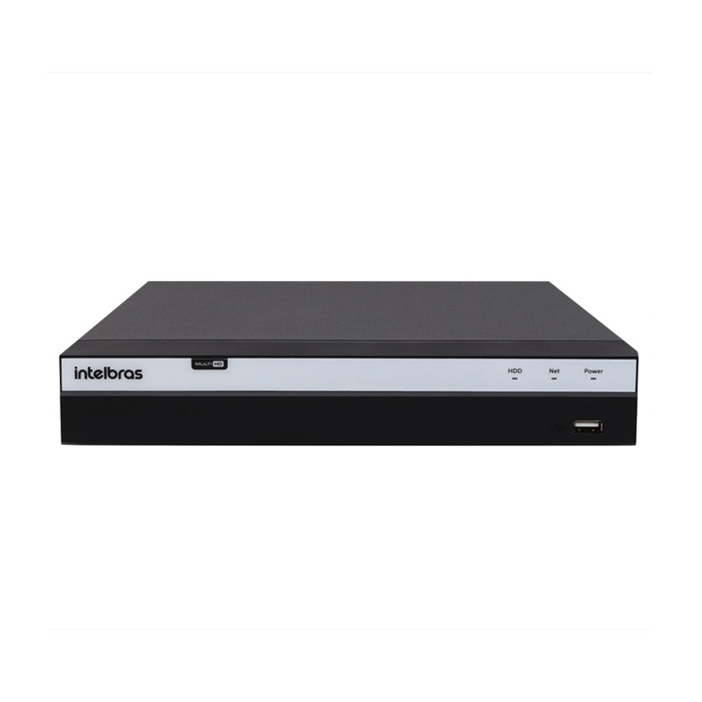 DVR Intelbras Full HD 16 canais MHDX 3116 Multi HD 4MP Lite  - Ziko Shop