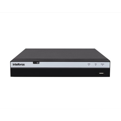 DVR Intelbras Ultra HD 8 canais MHDX 5108 Multi HD 4K - Ziko Shop