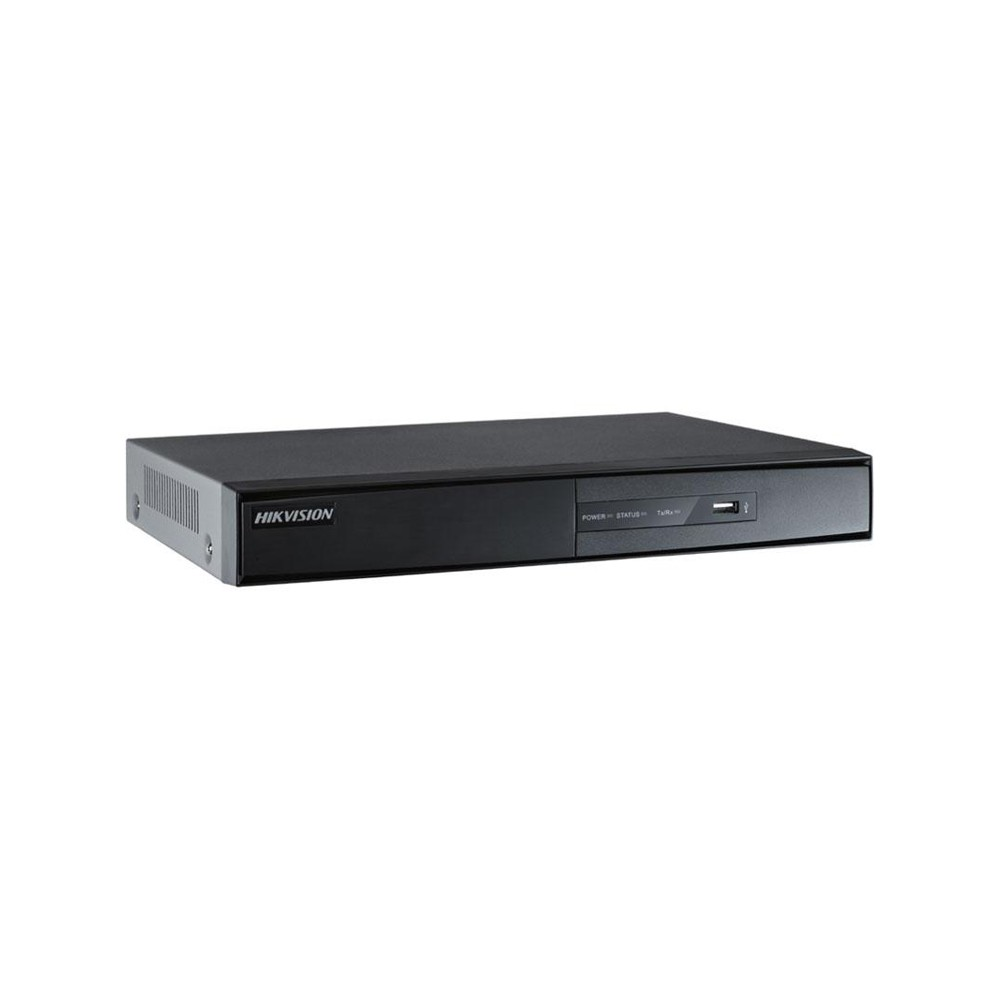 DVR Hikvision 4 Canais DS-7204HGHI-SH Turbo Full HD 1080p HDTVI - Ziko Shop